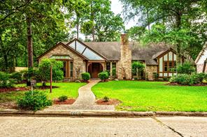 Houston Home at 2019 Hidden Creek Drive Kingwood , TX , 77339-3106 For Sale