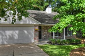 Houston Home at 78 N Rushwing Circle The Woodlands , TX , 77381-3258 For Sale