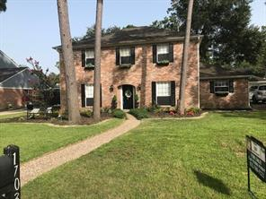 Houston Home at 1703 Sweet Grass Trail Houston                           , TX                           , 77090-1850 For Sale