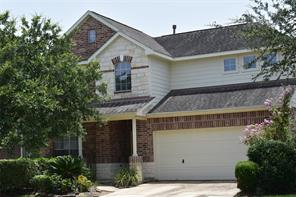Houston Home at 715 Hazystone Court Spring , TX , 77373-6587 For Sale
