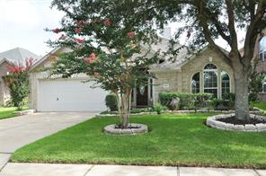 Houston Home at 19422 Colony Trail Lane Katy , TX , 77449-6072 For Sale
