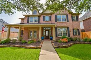Houston Home at 13710 Greenwood Manor Drive Cypress , TX , 77429-6832 For Sale
