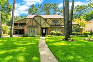 Houston Home at 17210 Lazy Hill Lane Spring , TX , 77379-4555 For Sale