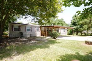 Houston Home at 739 County Road 3188 Cleveland , TX , 77327 For Sale
