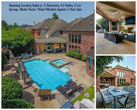 Houston Home at 14307 Horizon Falls Lane Humble , TX , 77396-3038 For Sale