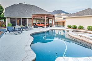 Houston Home at 23315 Prairie Pebble Court Katy , TX , 77494-7590 For Sale