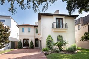 Houston Home at 3829 Oberlin Street West University Place , TX , 77005-3633 For Sale