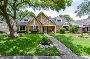 Houston Home at 7702 Skyline Drive Houston , TX , 77063-6222 For Sale