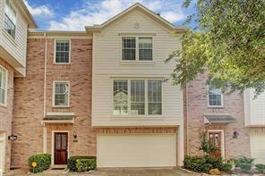 Houston Home at 4105 Blossom Street Street C Houston , TX , 77007-5831 For Sale
