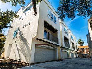 Houston Home at 4504 Mount Vernon Street B Houston , TX , 77006 For Sale