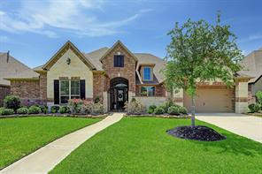Houston Home at 16907 Caramel Apple Trail Cypress , TX , 77433-4166 For Sale