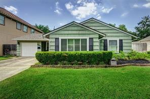Houston Home at 4614 Oakdale Street Bellaire , TX , 77401-2502 For Sale
