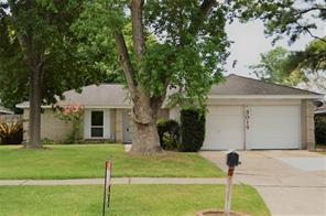 Houston Home at 3019 Early Turn Drive Webster , TX , 77598-3007 For Sale