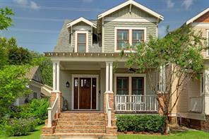 Houston Home at 1245 Waverly Street Houston , TX , 77008-6763 For Sale