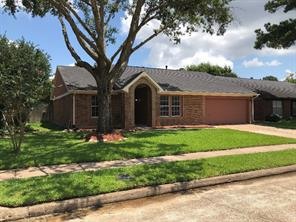 Houston Home at 19222 Winding Branch Drive Katy , TX , 77449-3957 For Sale