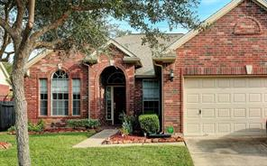 Houston Home at 419 Chickory Wood Court Pearland , TX , 77584-8129 For Sale