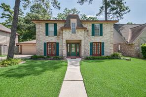 Houston Home at 18106 Shadow Valley Drive Spring , TX , 77379-3960 For Sale