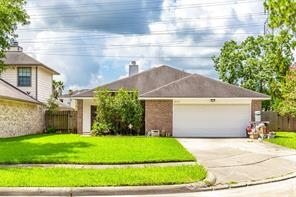 Houston Home at 12147 Breezy Meadow Drive Stafford , TX , 77477-2210 For Sale