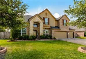 Houston Home at 1914 Amber Trail Lane Richmond , TX , 77469-5660 For Sale