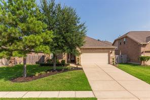 Houston Home at 13814 McKinney Creek Lane Houston , TX , 77044-1063 For Sale