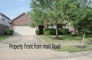 Houston Home at 19930 Kendall Lake Drive Richmond , TX , 77407-3783 For Sale