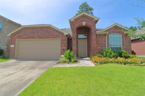 Houston Home at 8014 Atwood Hills Lane Humble , TX , 77338-2857 For Sale