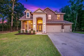 Houston Home at 9143 Silver Back Trail Conroe , TX , 77303 For Sale