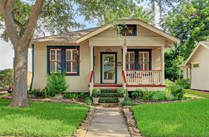 Houston Home at 714 Merrill Street Houston , TX , 77009-6208 For Sale