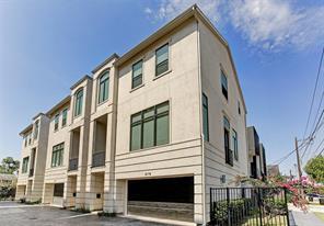 Houston Home at 4119 Eigel Street Houston , TX , 77007-3517 For Sale