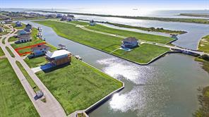 Houston Home at 2101 Laguna Harbor Cove Boulevard Port Bolivar , TX , 77650 For Sale