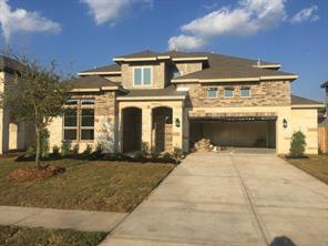 Houston Home at 2922 Golden Honey Lane Richmond , TX , 77406 For Sale