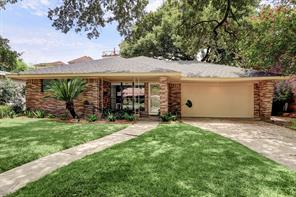 Houston Home at 3111 Linkwood Drive Houston , TX , 77025-3815 For Sale
