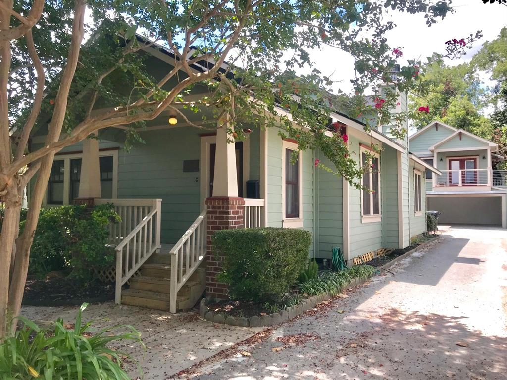 Lovely Heights Home For Lease Across From Halbert Park Garage Apartment Is Not Included But May Be Negotiable Additional Monthly Rent