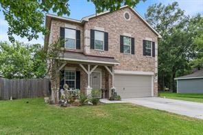 Houston Home at 16855 Marlin Spike Way Crosby , TX , 77532-4542 For Sale