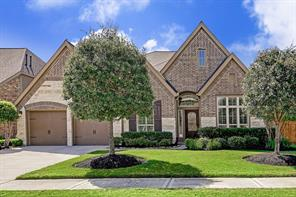 Houston Home at 5231 Paintbrush Falls Court Fulshear , TX , 77441-1423 For Sale