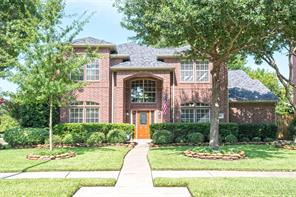 Houston Home at 17307 Meadow Heights Drive Houston , TX , 77095-4222 For Sale