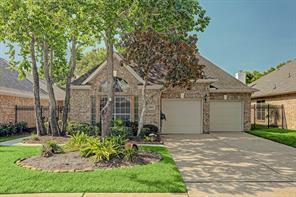 Houston Home at 3907 Fordham Park Court Houston , TX , 77058-1206 For Sale