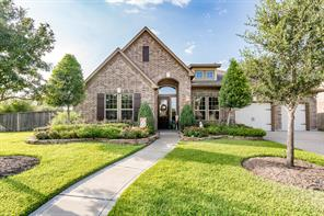 Houston Home at 21114 W Kelsey Creek Trail Cypress , TX , 77433-7650 For Sale