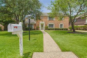 Houston Home at 16315 Sir William Drive Spring , TX , 77379-7639 For Sale
