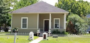 414 n ave d street, humble, TX 77338