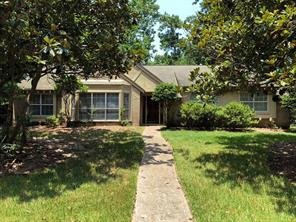 Houston Home at 3511 Village Oaks Drive Kingwood , TX , 77339-1804 For Sale