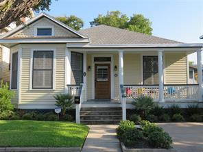 Houston Home at 3608 Avenue O Galveston , TX , 77550-6739 For Sale