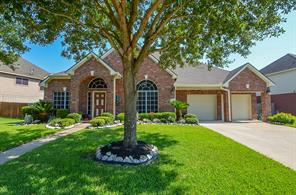 Houston Home at 17718 Quiet Loch Lane Houston                           , TX                           , 77084-3998 For Sale