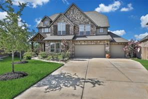 Houston Home at 22107 N Dancing Green Drive Cypress , TX , 77433 For Sale