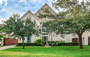 Houston Home at 4928 Mimosa Drive Bellaire , TX , 77401-5734 For Sale