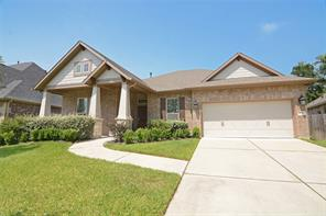 Houston Home at 31787 Serrano Bluff Lane Spring , TX , 77386-4330 For Sale