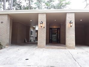 Houston Home at 20 Bayou Shadows Street Houston , TX , 77024-6227 For Sale