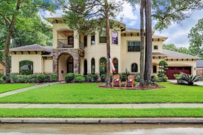 Houston Home at 1611 Lynnview Drive Houston , TX , 77055-3429 For Sale