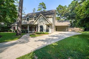 Houston Home at 23 Cedarwing Lane The Woodlands , TX , 77380-3910 For Sale