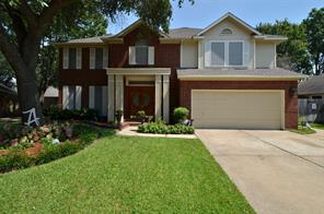 Houston Home at 13714 Dempley Drive Houston , TX , 77041-5943 For Sale